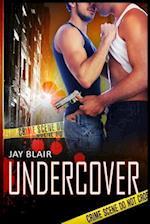 Undercover af Jay Blair