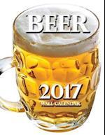 Beer 2017 Wall Calendar (UK Edition)