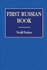 First Russian Book