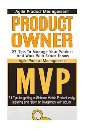 Bog, paperback Agile Product Management af Paul VII