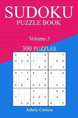 Bog, paperback Sudoku 300 Easy Puzzle Book af Ashely Carlson