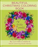 Beautiful Christmas Coloring Book