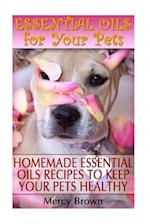 Essential Oils for Your Pets
