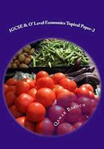 Igcse & O' Level Economics Topical Paper-2