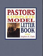 Pastor's Complete Model Letter Book