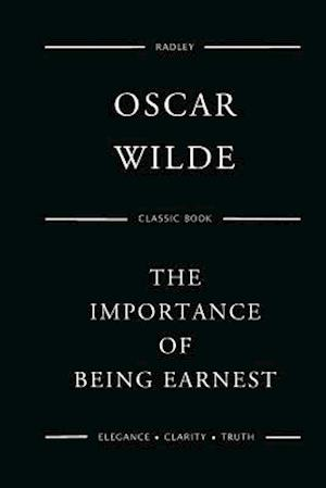 Bog, paperback The Importance of Being Earnest af MR Oscar Wilde