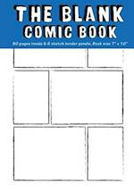 Blank Comic Books for Kids