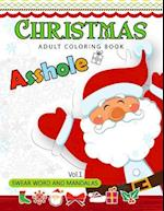 Christmas Adults Coloring Book Vol.1