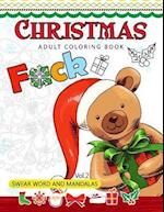 Christmas Adults Coloring Book Vol.2