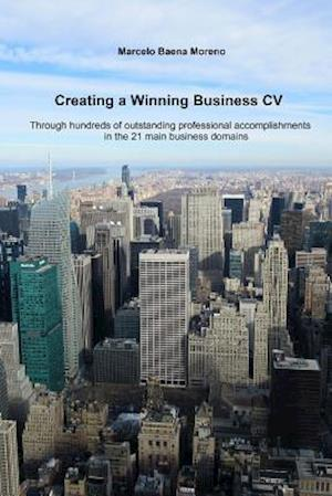 Bog, paperback Creating a Winning Business CV af Marcelo Baena Moreno