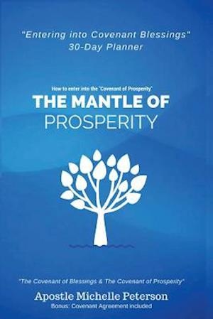 Bog, paperback The Mantle of Prosperity af Michelle Peterson