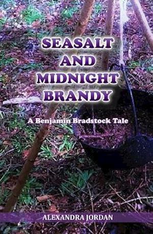 Bog, paperback Seasalt and Midnight Brandy af Alexandra Jordan