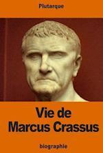Vie de Marcus Crassus