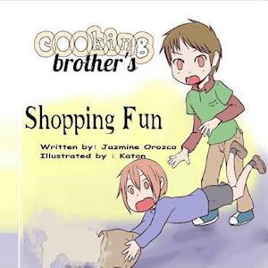 Bog, paperback Cooking Brothers af Jazmine Orozco