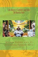 Los Akoses y Caminos Sagrados de Ogunda Kete af Marvin Robles