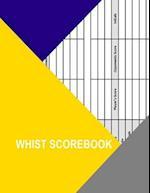 Whist Scorebook