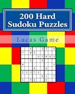 200 Hard Sudoku Puzzles