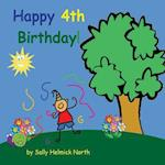 Happy Fourth Birthday! (Boy Version)