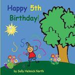 Happy Fifth Birthday! (Boy Version)