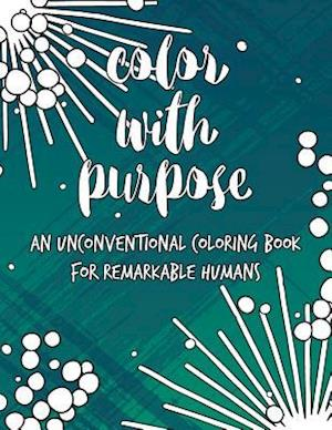 Bog, paperback Color with Purpose af Megan Atkinson