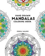 Hand Drawn Mandalas Coloring Book af Ksenia Walker
