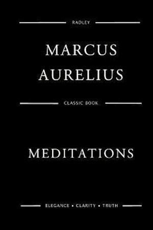 Bog, paperback Meditations af MR Marcus Aurelius