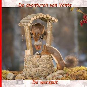 Bog, paperback de Avonturen Van Vante af MR Geert Weggen