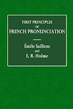 First Principles of French Pronunciation