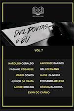 Dez Poetas E Eu - Vol 7