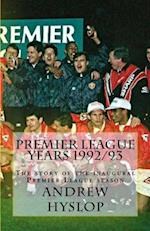 Premier League Years 1992/93