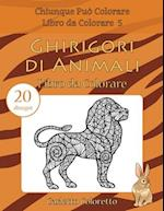 Ghirigori Di Animali Libro Da Colorare af Carletto Coloretto