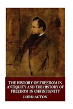 The History of Freedom in Antiquity and the History of Freedom in Christianity