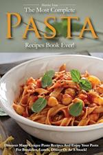 The Most Complete Pasta Recipes Book Ever!