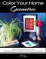 Color Your Home Geometric