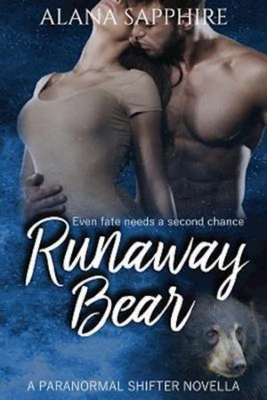 Bog, paperback Runaway Bear af Alana Sapphire