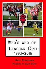 Who's Who of Lincoln City