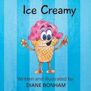 Bog, paperback Ice Creamy af Diane Bonham