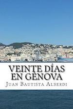 Veinte Dias En Genova