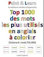 Top 1000 Des Mots Les Plus Utilises En Anglais (Volume 8