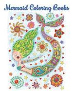 Mermaid Coloring Books