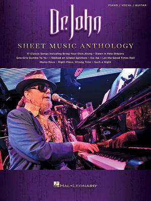 Dr. John Sheet Music Anthology