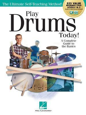 Play Drums Today! All-In-One Beginner's Pack