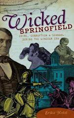 Wicked Springfield af Erika Holst