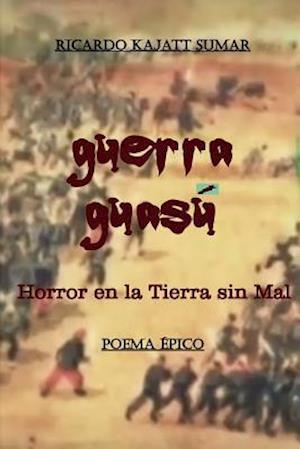 Bog, paperback Guerra Guasu af Sr. Ricardo Jorge Kajatt Sumar