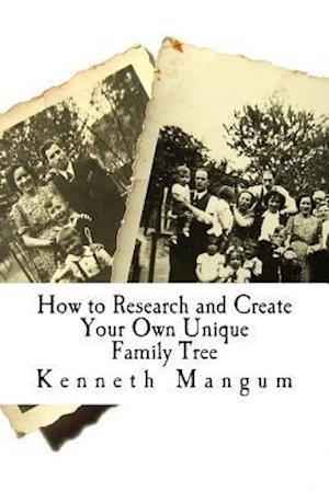 Bog, paperback Our Family Tree af Kenneth Mangum