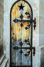 Charming Antique European Door Journal