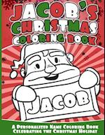 Jacob's Christmas Coloring Book