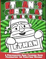 Ethan's Christmas Coloring Book