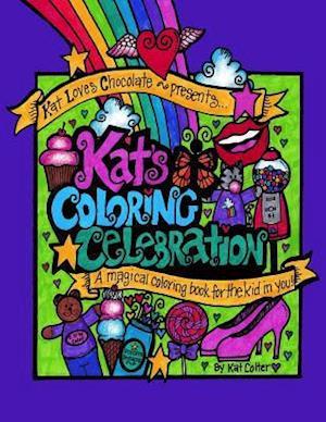 Bog, paperback Kat's Coloring Celebration af Kat Colter