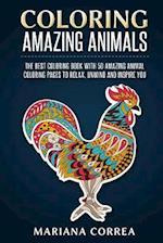 Coloring Amazing Animals